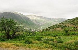 Savadkuh County - Derasele, Savadkuh