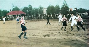 Madrid Derby - Madrid Derbi in 1919