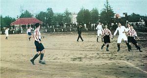 Madrid Derby - Madrid Derbi in 1919
