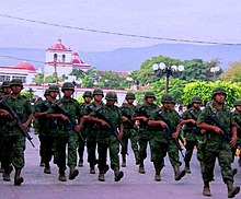 Ejército Mexicano Wikipedia La Enciclopedia Libre