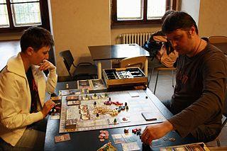 <i>Lords of Waterdeep</i> Board game
