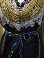 Detail of Traditional Dress - Buhalov Han (Owl's Inn) - Karlovo - Bulgaria (42583448704).jpg