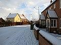 Devlin Drive in the snow - geograph.org.uk - 1655059.jpg