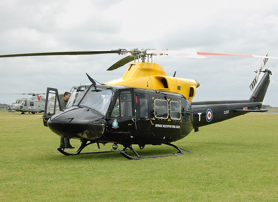Dhfs bell 412ep griffin ht1 zj237 arp