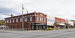 National Register of Historic Places listings in Dillon County, South Carolina - Image: Dillon Downtown Historic District