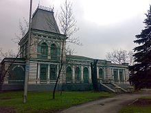 Alchevsk Wikipedia - Alchevsk map
