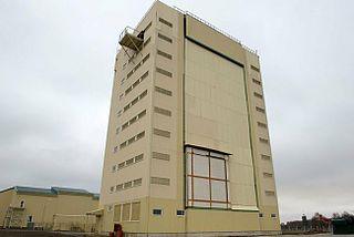 Pionersky Radar Station Russian radar station near Kaliningrad