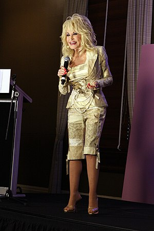 Willie Nelson Lifetime Achievement Award - Image: Dolly Parton Australia