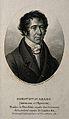 Dominique François Arago. Stipple engraving by A. Tardieu af Wellcome V0000179.jpg