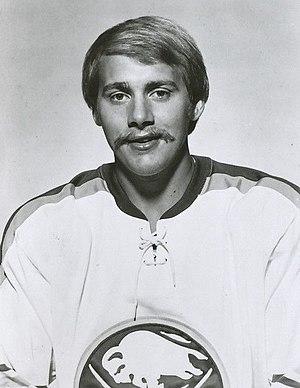 Don Edwards (ice hockey) - Edwards in 1977