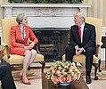 Donald Trump and Theresa May (33998675310) (cropped).jpg