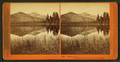 Donner Lake, with Crested Peak and Mt. Lincoln in distance, by Watkins, Carleton E., 1829-1916.png