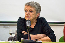Portrait de Doreen Massey