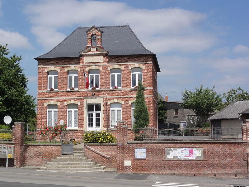 Dorengt (Aisne) mairie
