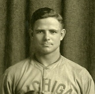 1921 Michigan Wolverines football team - Fullback Doug Roby