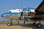 Douglas DC4-1009 'ZS-BMH' (15603931298).jpg