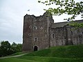 Doune Castle, Late c14 Stewart stronghold - geograph.org.uk - 1320450.jpg