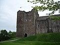 Doune Castle, Late c14 Stewart stronghold - geograph.org.uk - 1320450.jpg
