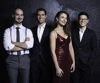 Dover Quartet American string quartet
