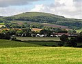 Dowsborough seen from just north of Nether Stowey.jpg