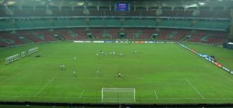 2017 FIFA U-17 World Cup - Image: Dr. D.Y. Patil Stadium, Navi Mumbai, Maharashta