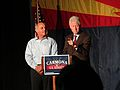 Dr. Richard Carmona and Bill Clinton (8076288004).jpg