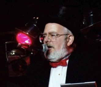 "Mandatory Fun - Dr. Demento, the radio host who helped to launch Yankovic's career, is featured throughout the video ""Lame Claim to Fame""."