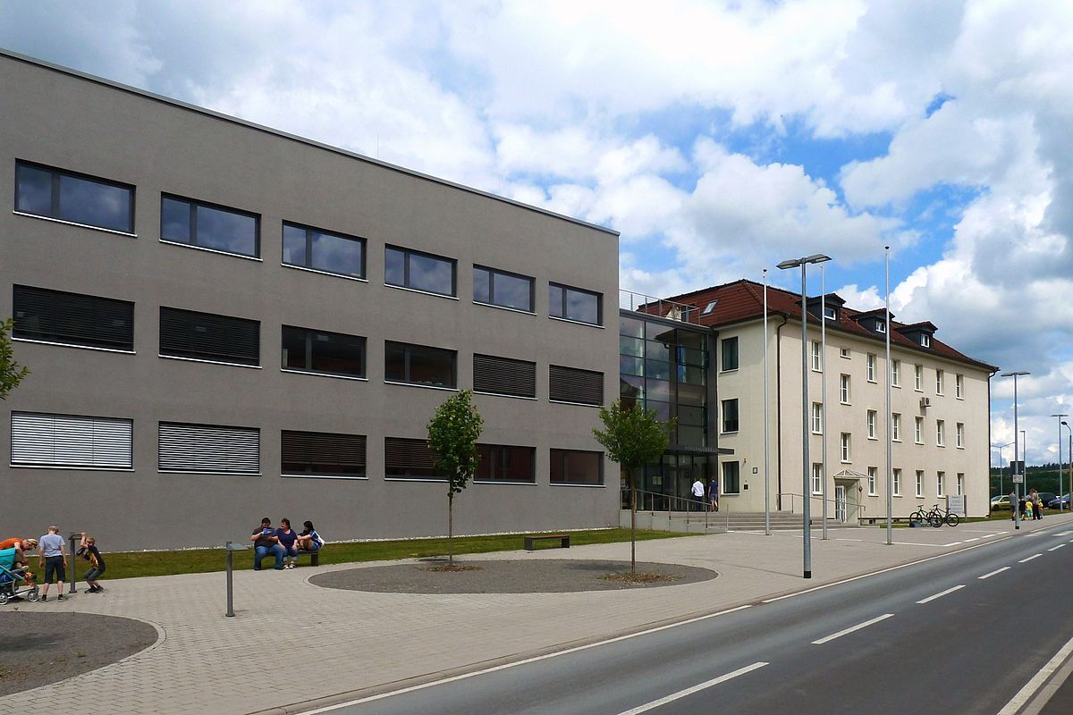 bildungszentrum der thringer polizei wikipedia - Polizei Thuringen Bewerbung