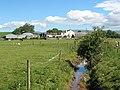 Drainage ditch at Sandwath - geograph.org.uk - 1404682.jpg