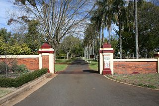 cemetery in Queensland, Australia