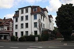 Dreibrückenstraße in Warendorf