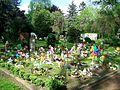 Dresden Innerer Neustädter Friedhof Kindergrabstätte.JPG