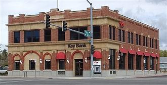 Driggs, Idaho - Image: Driggs Bank