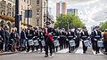 Drumfanfare Exempel uit Empel - Coolsingel - Rotterdam (21695553482).jpg