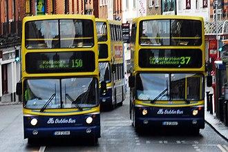 Dublin Bus - Alexander ALX400 bodied Volvo B7TLs