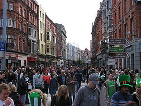Image illustrative de l'article Grafton Street