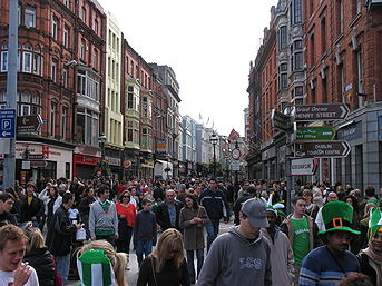 Grafton Street - Wikimedia Commons