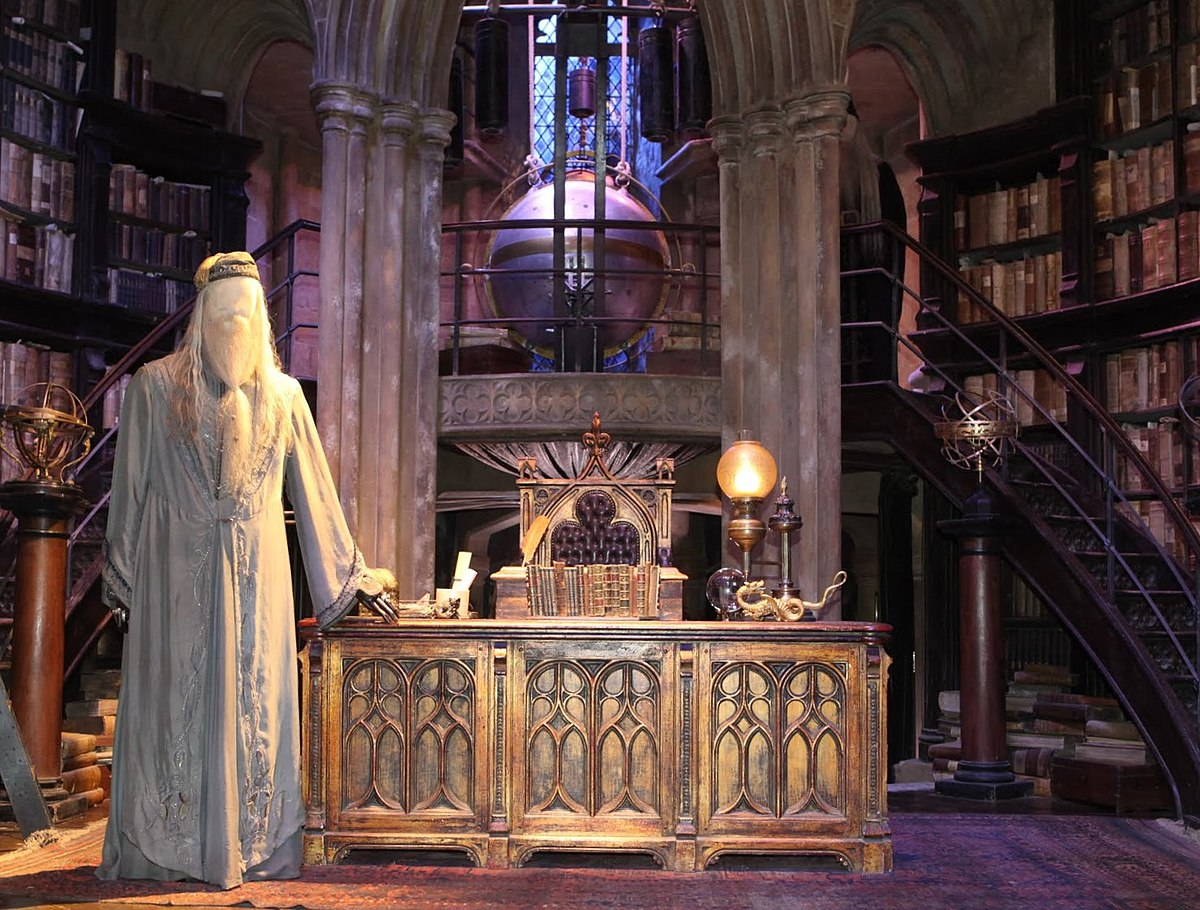 Dumbledore's Office - Aug 2013.jpg