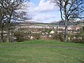 Duntocher and the Kilpatrick Hills - geograph.org.uk - 1236740.jpg