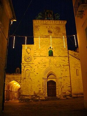 Il trionfo della morte - Cathedral of Guardiagrele