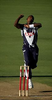 Dwayne Bravo West Indian cricketer