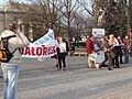 Dzień Solidarności z Białorusią - marzec 2011 4.JPG