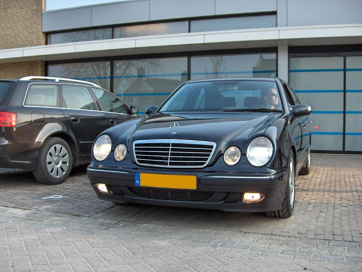 Mercedes Benz E Klasse Wikipedia