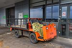 ET-2013 electric luggage cart at Tomsk airport.jpg