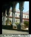 ETH-BIB-Monreale, Kreuzgang von der Gartenseite-Dia 247-05617.tif