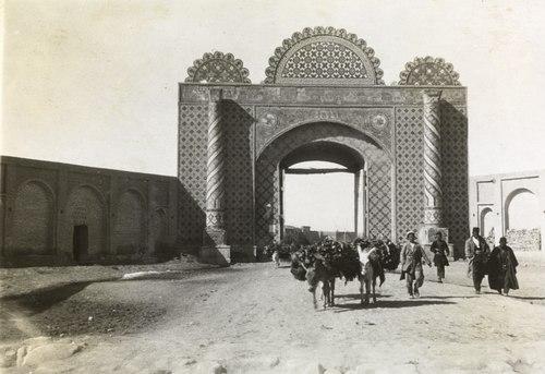 دروازه شاه عبدالعظیم