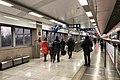 Eastbound platform of Linheli Station (20191228165848).jpg