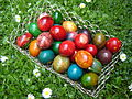 Easter eggs from Bulgaria.JPG