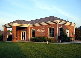 Eastlake, Ohio - Image: Eastlake Post Office
