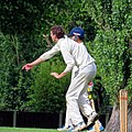 Eastons Cricket Club Sunday match, Little Easton, Essex, England 07.jpg